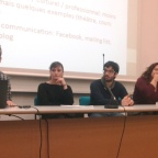 Nicolas Clootens, Marie-Pierre Hory, Leonardo Calcagno, Zoubida Qsair